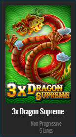 3X DRAGON SUPREME