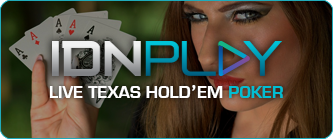 IDNPLAY LIVE TEXAS HOLD`EM POKER